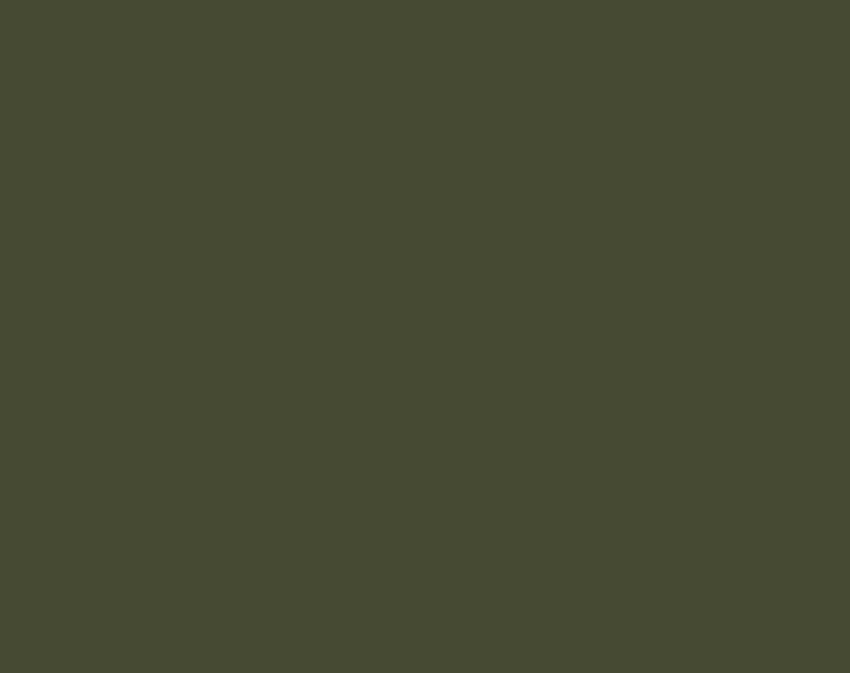 S-051 Army Green - Solid Color Laminates